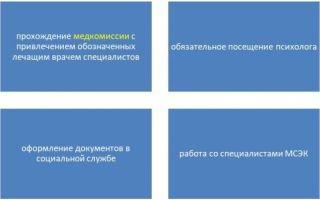 Медико-социальная экспертиза по инвалидности. как пройти комиссию втэк по установлению инвалидности