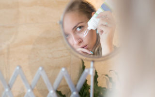 Экзема кожи: причины, симптомы и лечение