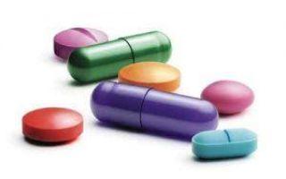 Профилактика простатита у мужчин — лекарственные препараты