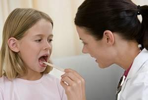 Волдыри в горле: причины, лечение, красные и белые волдыри у ребенка на задней стенке и языке