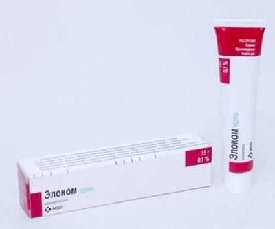 Крем от дерматита