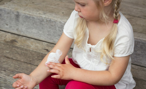 Крем при атопическом дерматите