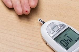 Глюкоза и инсулин в крови