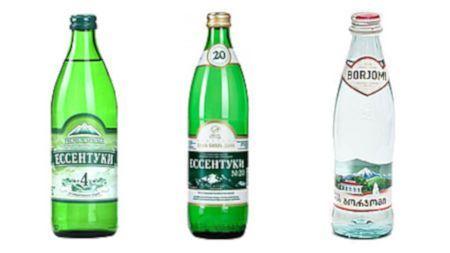 Минеральная вода при панкреатите: какую можно пить
