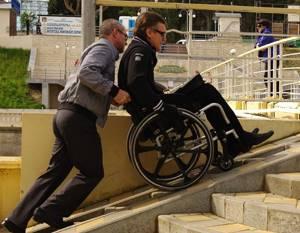 Помощь инвалидам. Виды помощи инвалидам.