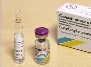 Как правильно колоть гонадотропин