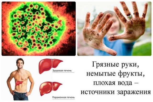 Вирусный гепатит Е - причины, симптомы, диагностика и лечение