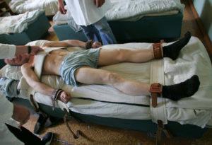 Принудительная госпитализация и лечение пациента, осуществление недобровольной госпитализации гражданина