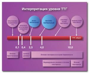 ТТГ повышен: что это значит, симптомы, лечение