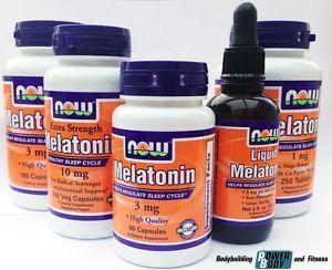 Мелатонин в спорте: отзывы о применении в бодибилдинге