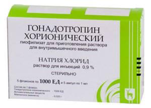Хорионический гонадотропин, его функция и роль в организме