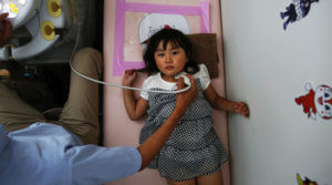 Щитовидная железа: симптомы заболевания и лечение у детей