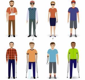 Пенсия по инвалидности (2 группа). Ежемесячная денежная выплата инвалидам, особенности пенсии в 2018