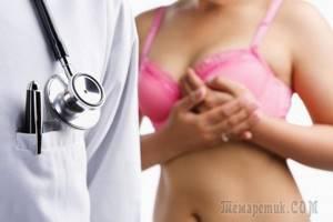 Абсцесс молочной железы - причины, симптомы, диагностика и лечение